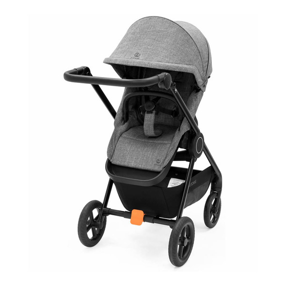 Stokke Beat Compact Urban Stroller in Black Melange