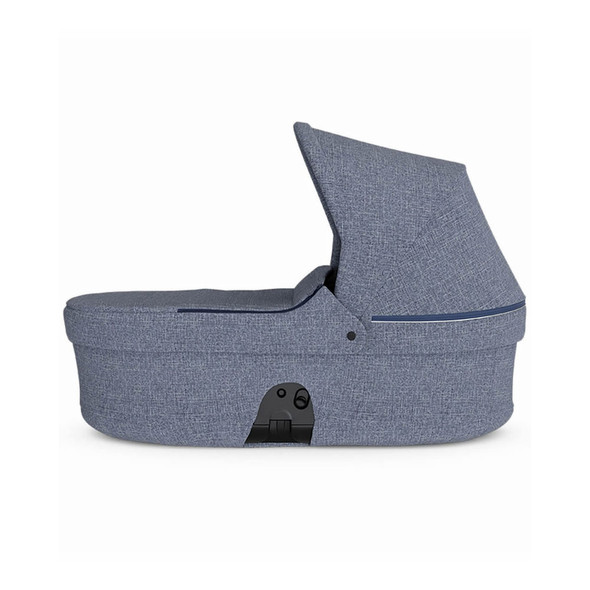 Stokke Beat Carry Cot in Blue Melange