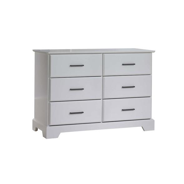 Natart Taylor Double Dresser in White