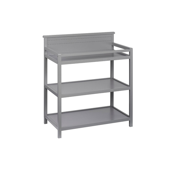 Oxford Baby Emerson Changing Station in Dove Gray