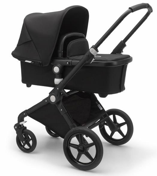 Bugaboo Lynx Complete Stroller in Black/Black-Black