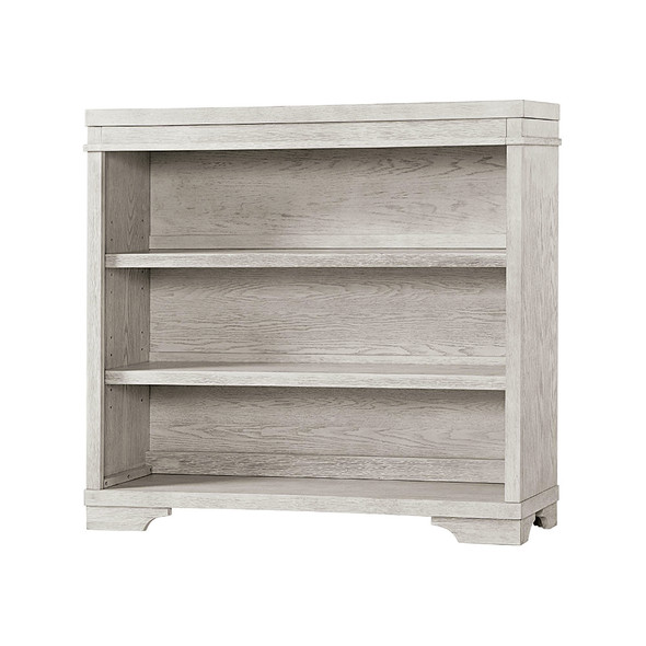 Westwood Foundry Bookcase/Hutch in White Dove