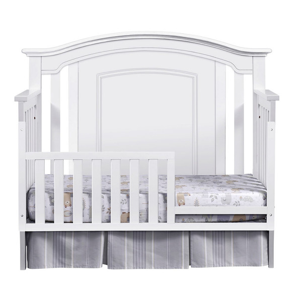 Oxford Baby Universal Guard Rail in White