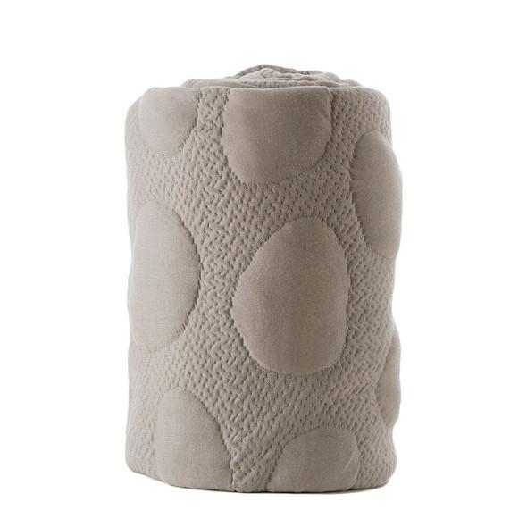 Nook Dream Cotton Crib Mattress Cover- Misty