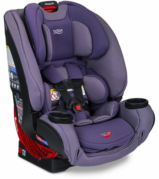 Britax One4Life Car Seat in Plum