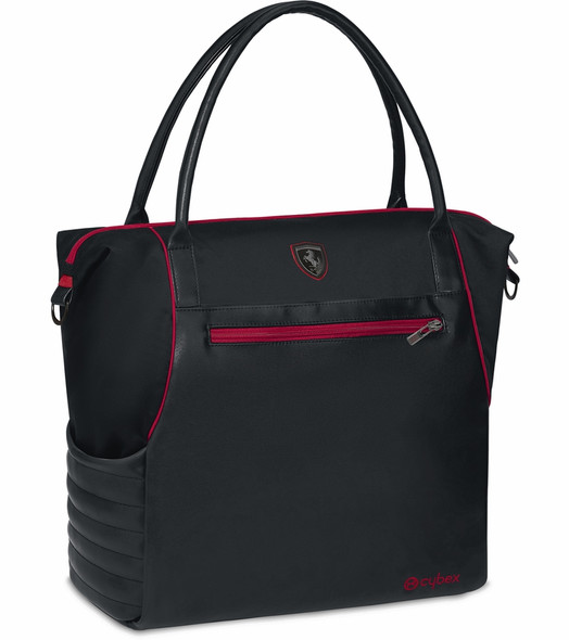 Cybex Changing Bag Ferrari in Black
