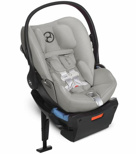 Cybex Cloud Q Sensorsafe Infant Car Seat in Manhattan Grey
