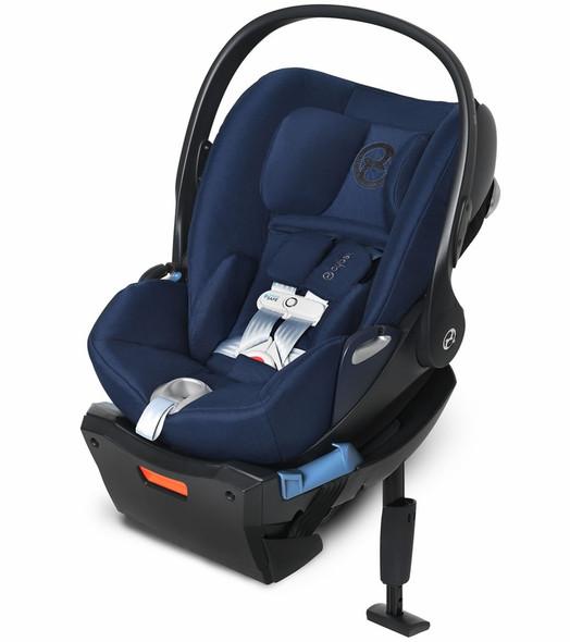 Cybex Cloud Q Sensorsafe Infant Car Seat in Midnight Blue