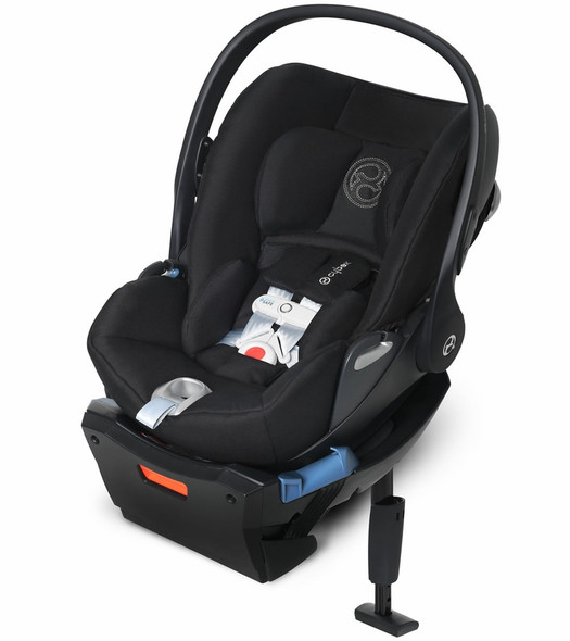 Cybex Cloud Q Sensorsafe Infant Car Seat in Stardust Black