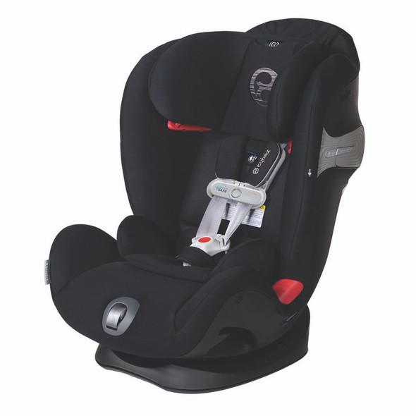 Cybex Eternis S Car Seat in Lavastone Black