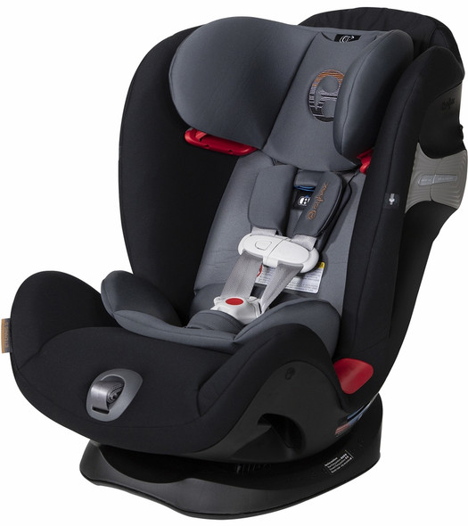 Cybex Eternis S Car Seat in Pepper Black