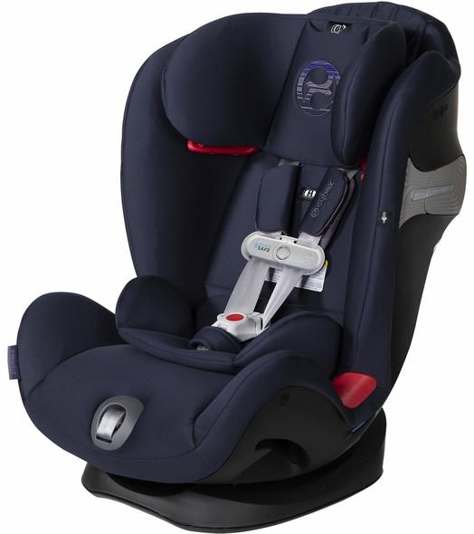 Cybex Eternis S Sensorsafe Car Seat in Denim Blue