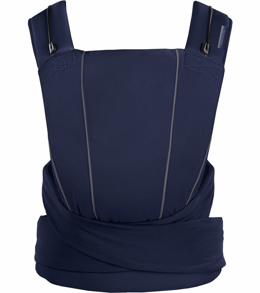 Cybex Maira.Tie US Baby Carrier in Denim Blue