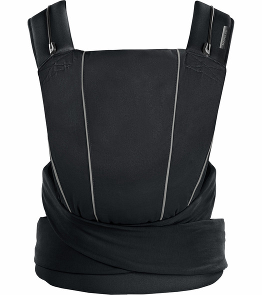 Cybex Maira.Tie US Baby Carrier in Lavastone Black