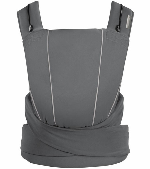 Cybex Maira.Tie US Baby Carrier in Manhattan Grey