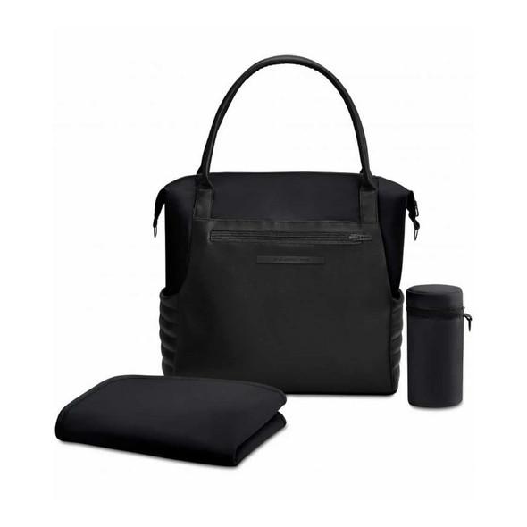 Cybex Priam Changing Bag Premium Black in Black