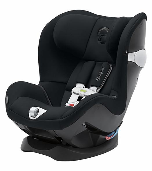 Cybex Sirona M Sensorsafe Car Seat in Lavastone Black