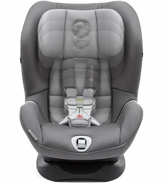 Cybex Sirona M Sensorsafe Car Seat in Pepper Black