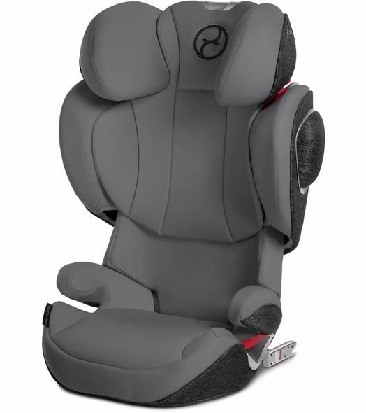 Cybex Solution Booster Car Seat in Manhattan Grey