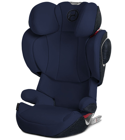Cybex Solution Booster Car Seat in Midnight Blue