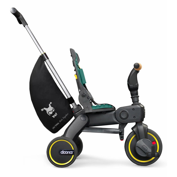 Doona Liki Trike S5 in Racing Green