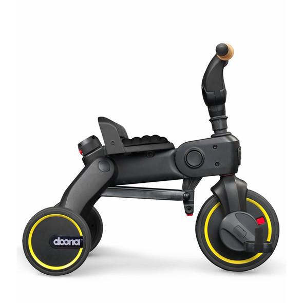 Doona Liki Trike S5 in Nitro Black