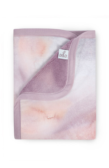 Oilo Sandstone Jersey Cuddle Blanket