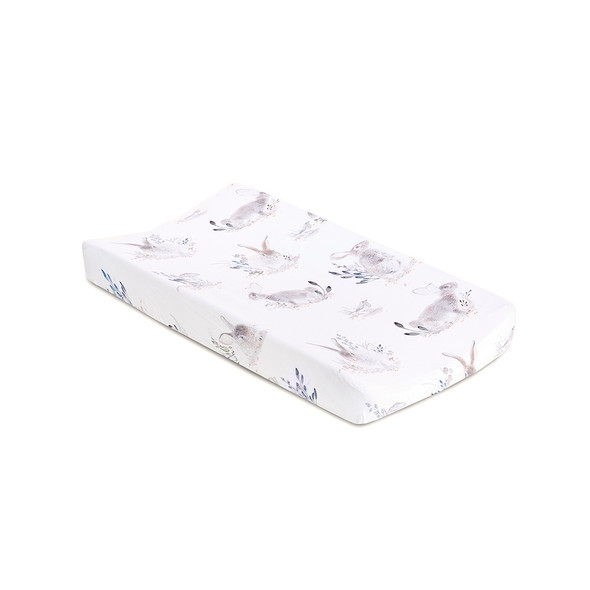 Oilo Cottontail Jersey Changing Pad Cover