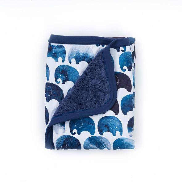 Oilo Elefant Jersey Cuddle Blanket