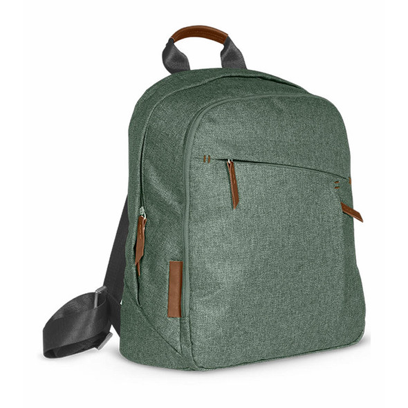 UPPA Baby Changing Backpack - EMMETT (Green Melange)