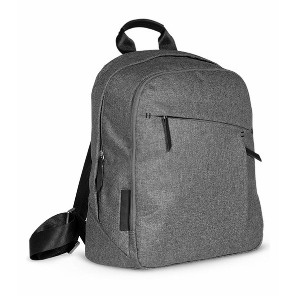 UPPA Baby Changing Backpack - JORDAN (Charcoal Melange)