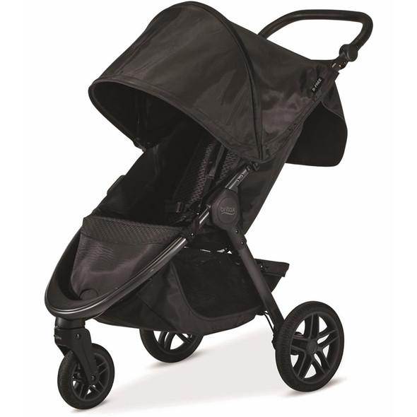Britax B-Free Stroller in Midnight-1