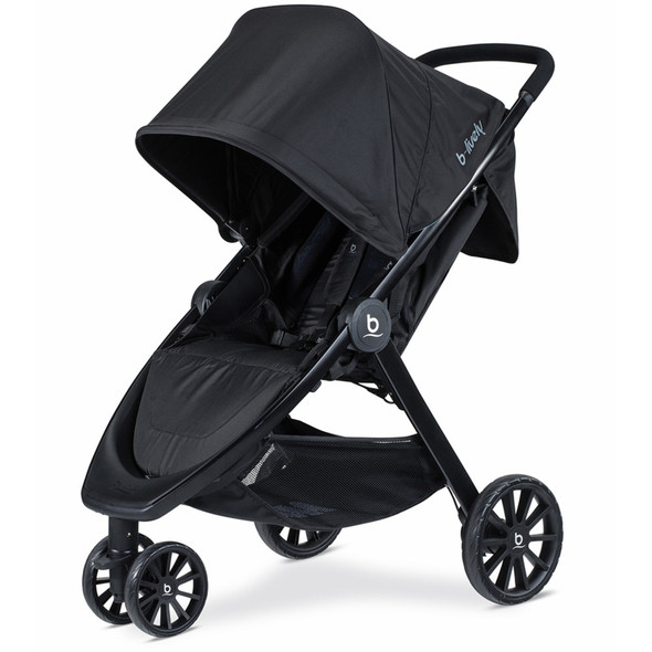 Britax B-Lively Stroller in Cool Flow Teal