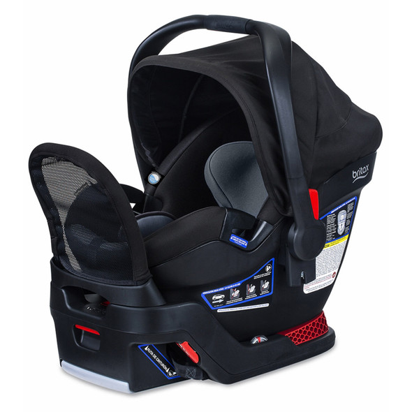 Britax Endeavours Infant Car Seat in Otto Safe Wash
