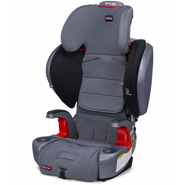 Britax Grow With You ClickTight Plus Booster Car Seat in Otto