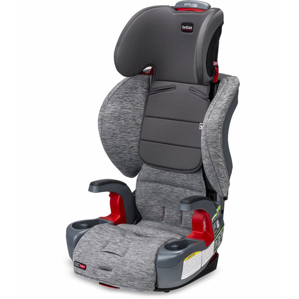 Britax Grow With You ClickTight Booster Car Seat in Asher