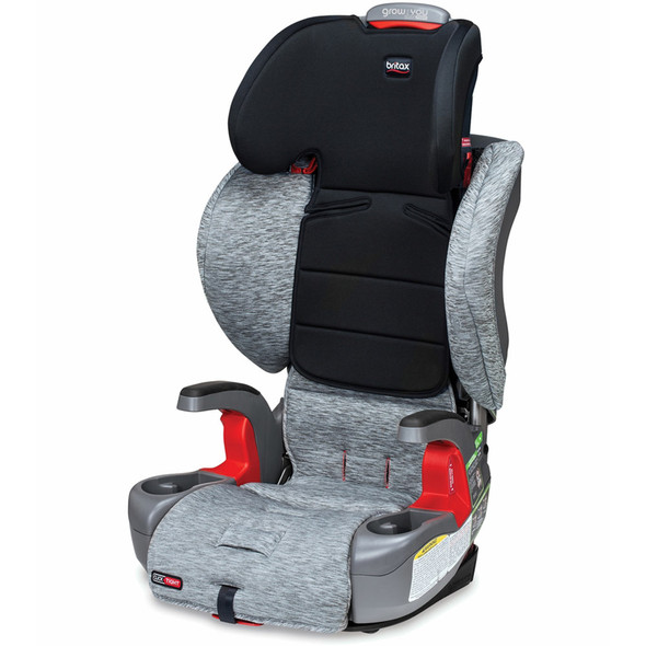 Britax Grow With You ClickTight Booster Car Seat in Spark