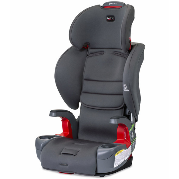 Britax Grow with You Booster Seat in Pebble