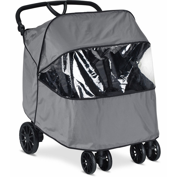 Britax B-Lively Double Stroller Rain Shield