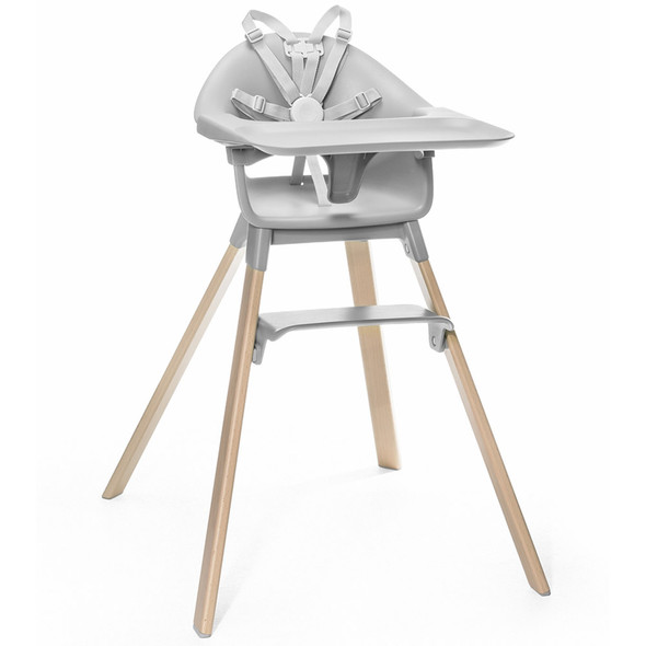 Stokke Clikk High Chair in Cloud Grey