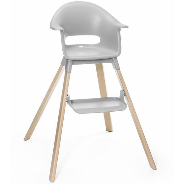 Stokke Clikk High Chair in Cloud Grey