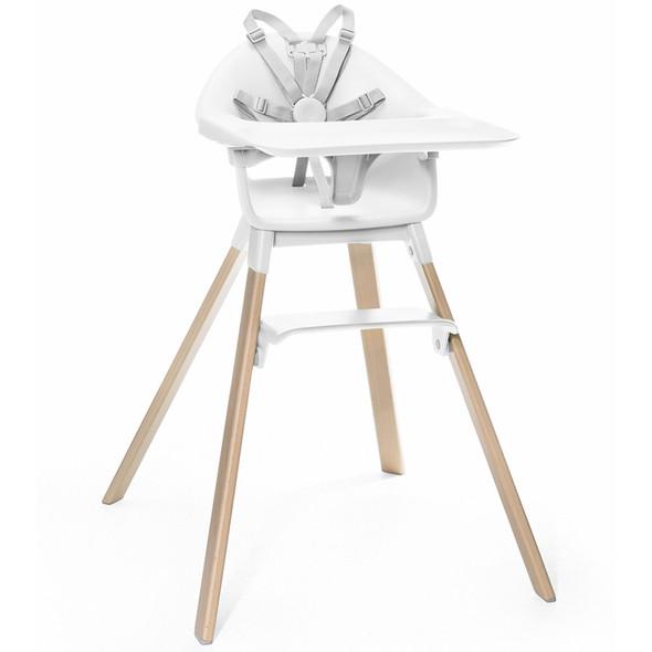Stokke Clikk High Chair in White