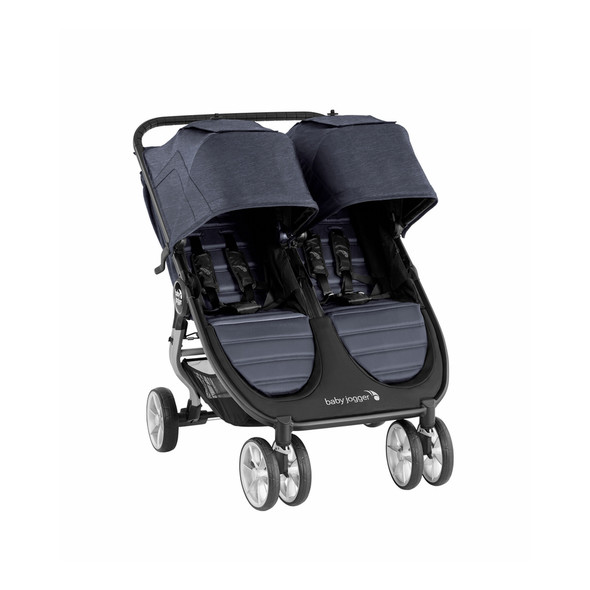 Baby Jogger City Mini 2 Double Stroller - Carbon