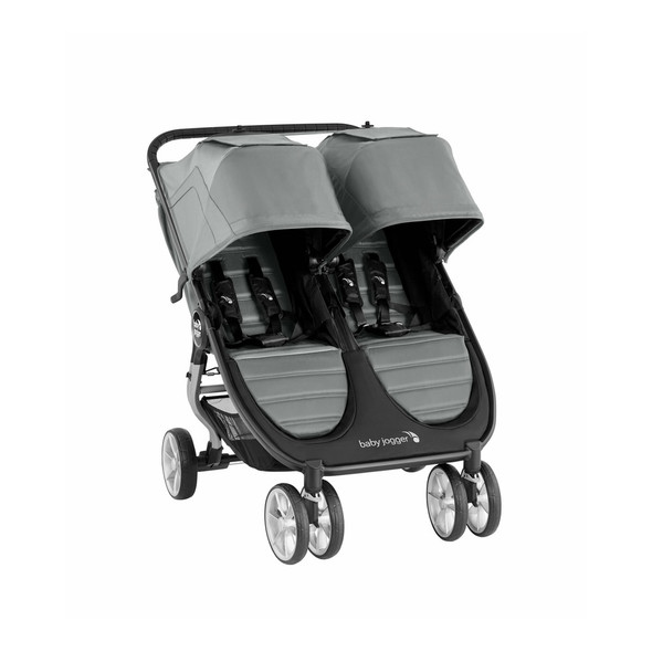 Baby Jogger City Mini 2 Double Stroller - Slate