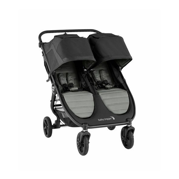 Baby Jogger City Mini GT2 Double Stroller - Slate