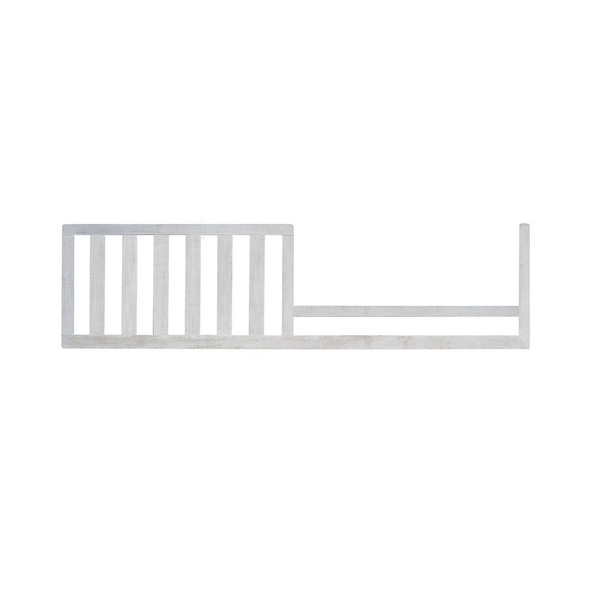 ED Ellen DeGeneres Westlake Convertible Guard Rail in Coastal White