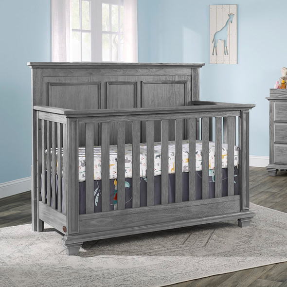 Oxford Baby Kenilworth Collection 3 Piece Set in Graphite Gray