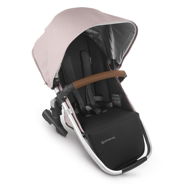 Uppa Baby Rumbleseat V2 - Alice (Dusty Pink/Silver/Saddle Leather)