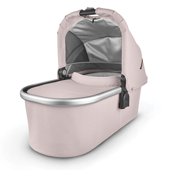 Uppa Baby Bassinet - Alice (Dusty Pink/Silver)