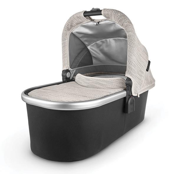 Uppa Baby Bassinet - Sierra (Dune Knit/Silver)